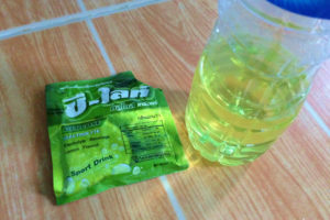 タイにて、アジアの洗礼! 下痢は、何年住んでもあなどれません!